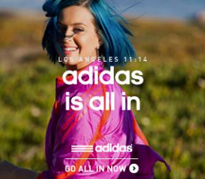 Katy Perry y Adidas
